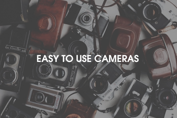 Best easy-to-use cameras of 2019