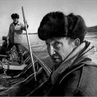 Fishermen of the Lake Baikal (Russian Federation. Buryatia)